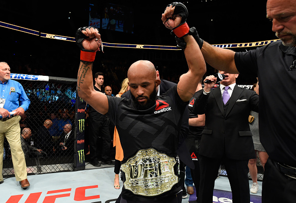 Demetrious Johnson calls himself 'the best UFC champion' after ...