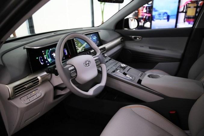 Hyundai hydrogen Fuel Cell