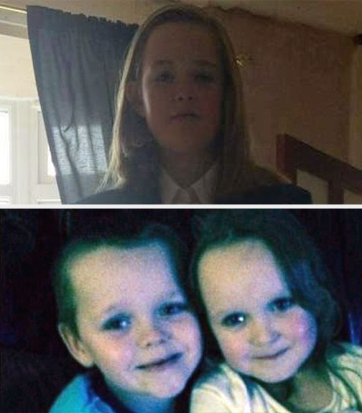 Demi, Brandon and Lacie Pearson  Four children who died in Salford arson attack to be buried 'side-by-side' demi brandon and lacie pearson