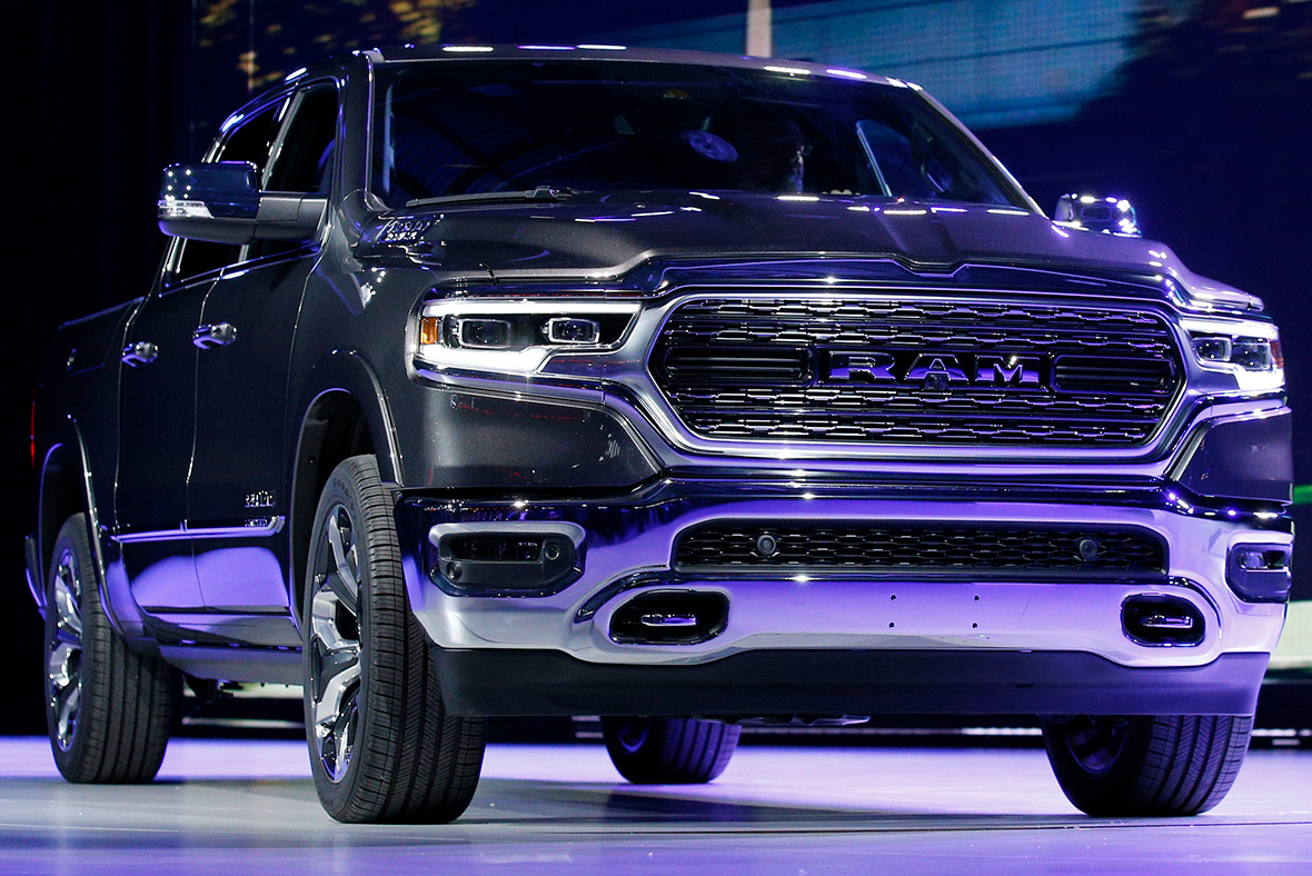 Detroit Auto Show Highlights Any Car You Want As Long As Its - Detroit car show 2018 tickets