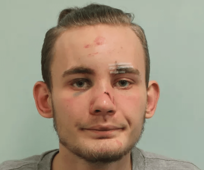 Harry Wright moped crime
