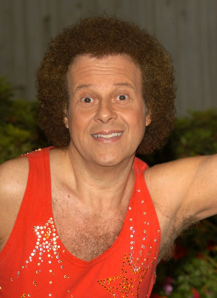 Missing Richard Simmons Speaks Out As Fitness Guru Is Pictured For First Time In Three Years