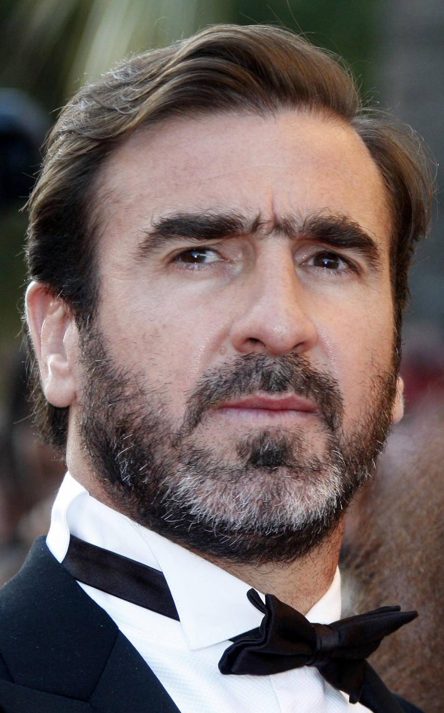 Eric Cantona Launches French Presidency Bid