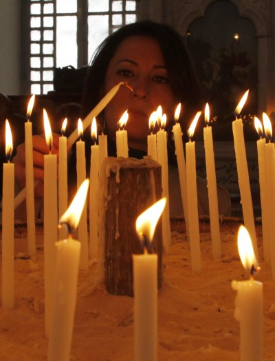 Bethlehem Candle Lights