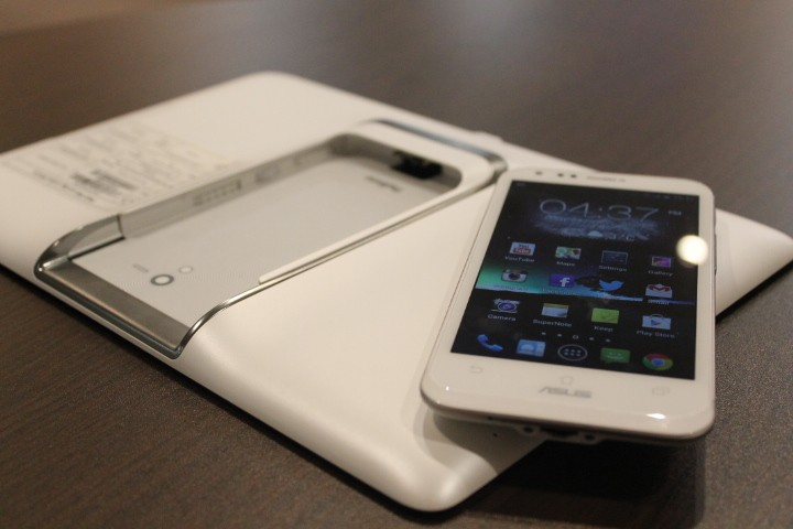 Asus Padfone 2 Review VIDEO