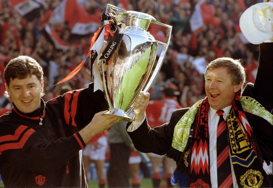 Sir Alex Ferguson Retires Saf S Best Manchester United