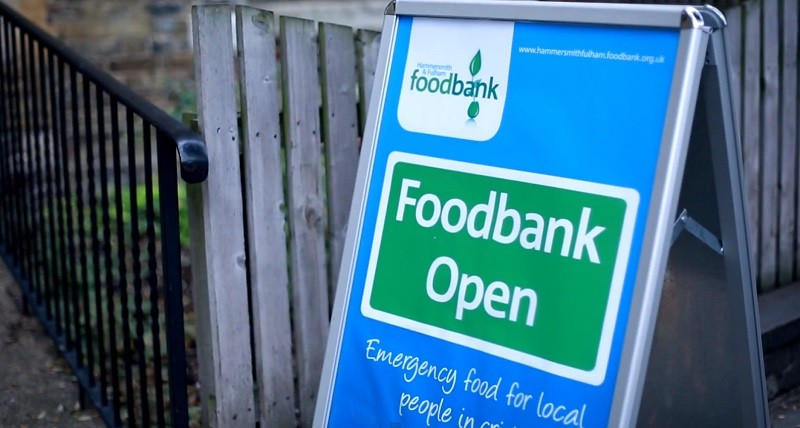 Image result for food banks uk