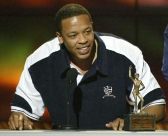 3. Dr. Dre