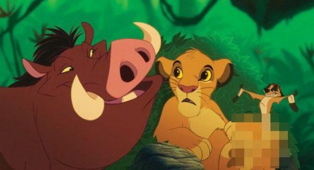 Lion King Justpost Virtually Entertaining