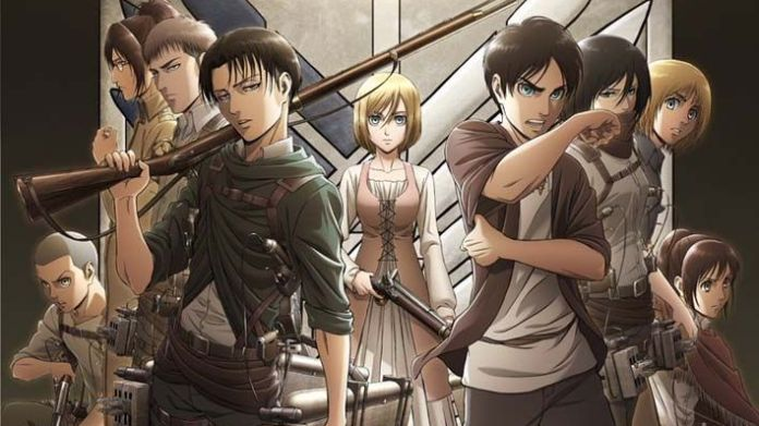 Gamers Discussion Hub attack-on-titan-season-3-art-poster-how-to-watch-online-hulu-crunchyroll-funimation-01 The Best Anime of Every Year (2010 to 2019)