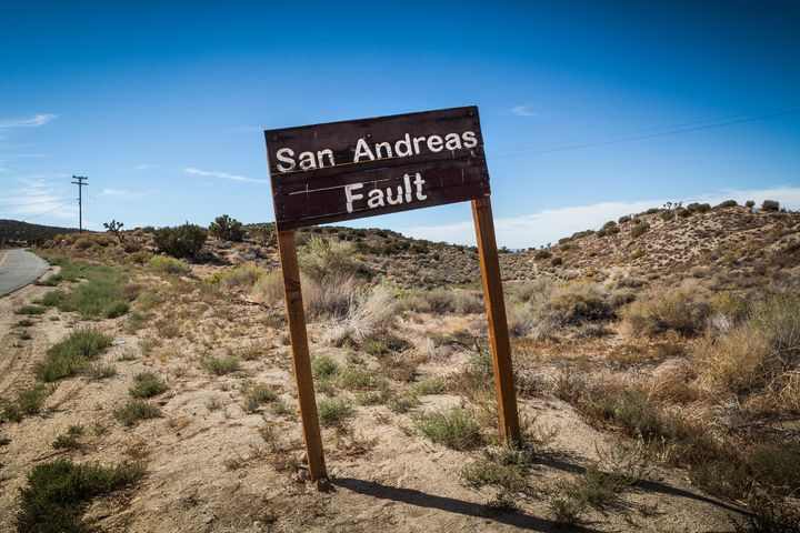 Chances of big earthquake on San Andreas fault increases, study