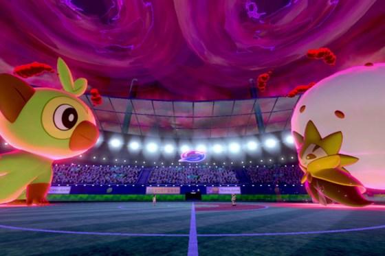 Image result for dynamax pokemon