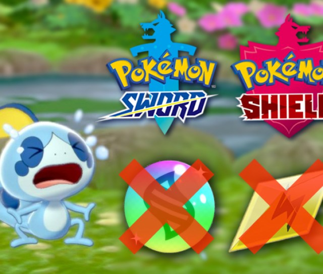Pokemon Sword And Shield Producer Confirms Mega Evolutions And Z Moves Wont Appear