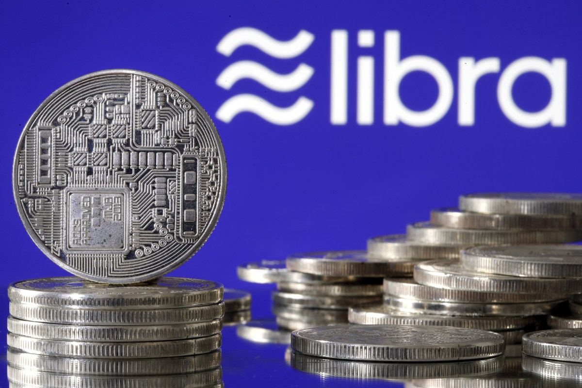 Image result for facebook currency libra