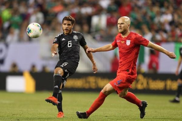 US Mens National Soccer Team Us V Mexico Tv