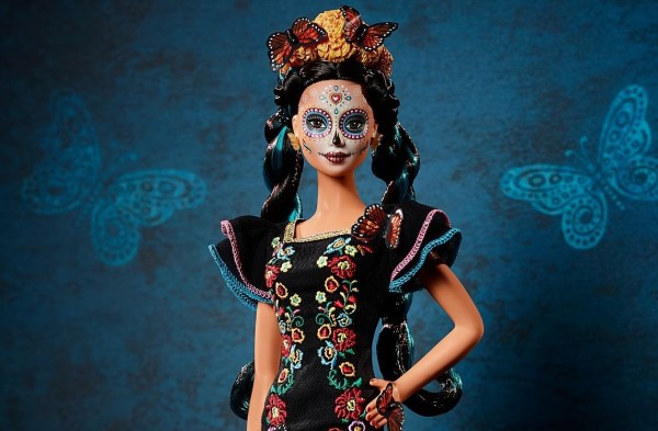 Barbie Is Releasing A Day Of The Dead Doll This Week And She