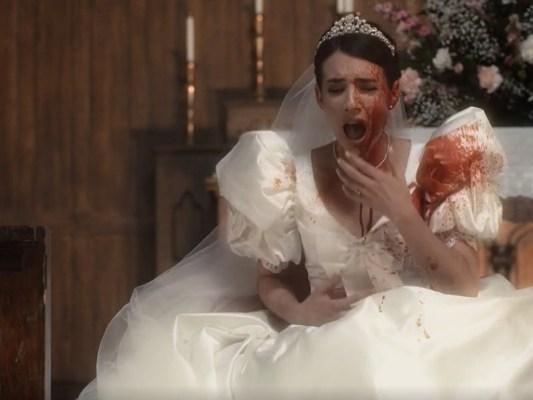 Resultado de imagem para american horror story S09E02