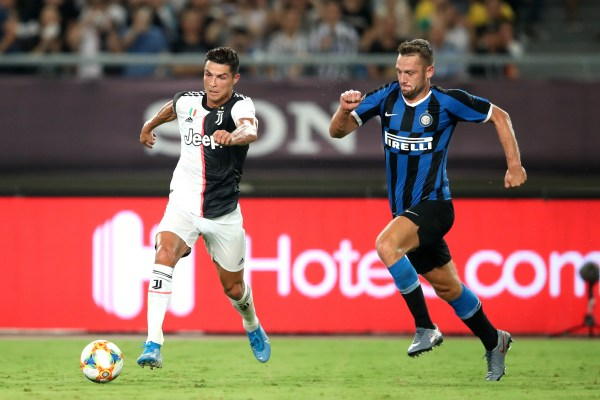 Inter Milan vs Juventus: Where to watch Serie A, TV channel, live stream and odds