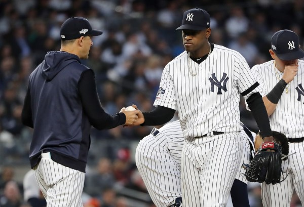 Game 4 of the ACLS between Houston Astros and New York Yankees could be postponed