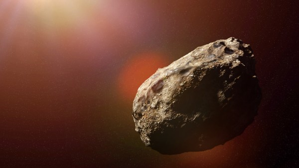 Enormous asteroid larger than world