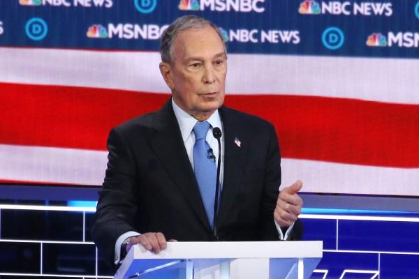 "Bloomberg ""embarrassed"
