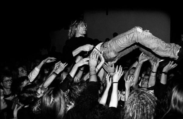 Fans remember Nirvana