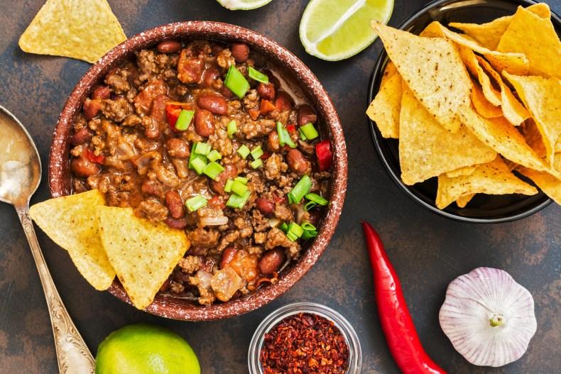 Chili con carne National Chili Day iStock