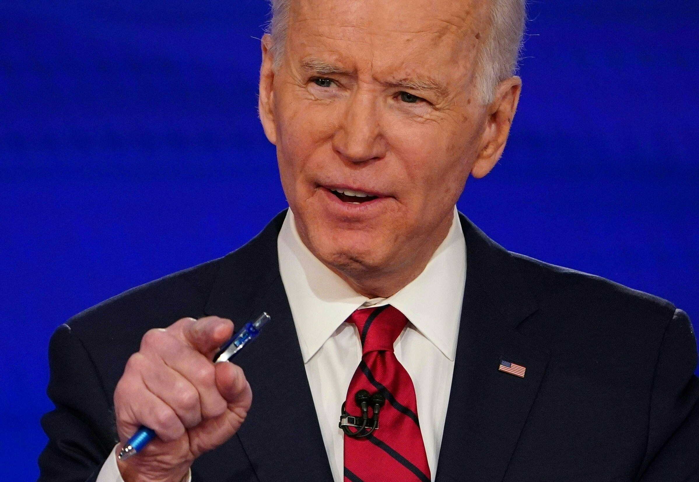 Trump's supporters are more excited to vote, but Biden's lead is growing