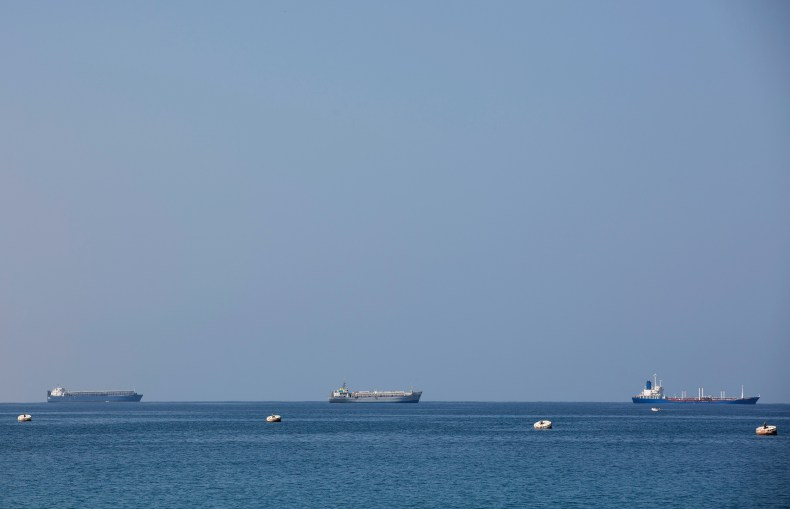 somali, coast, ships