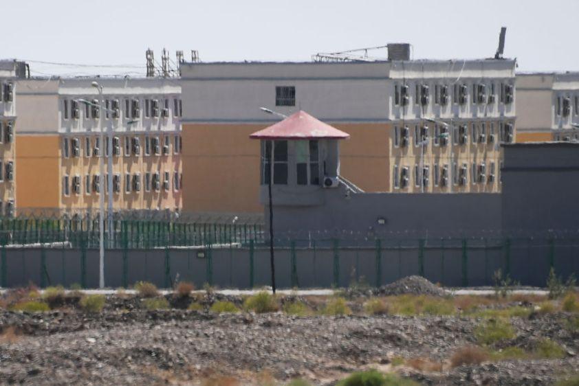 China internment camp