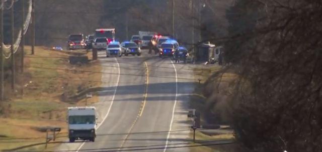 highway 231 white truck suspicious