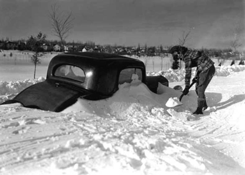 1940: Armistice Day Blizzard