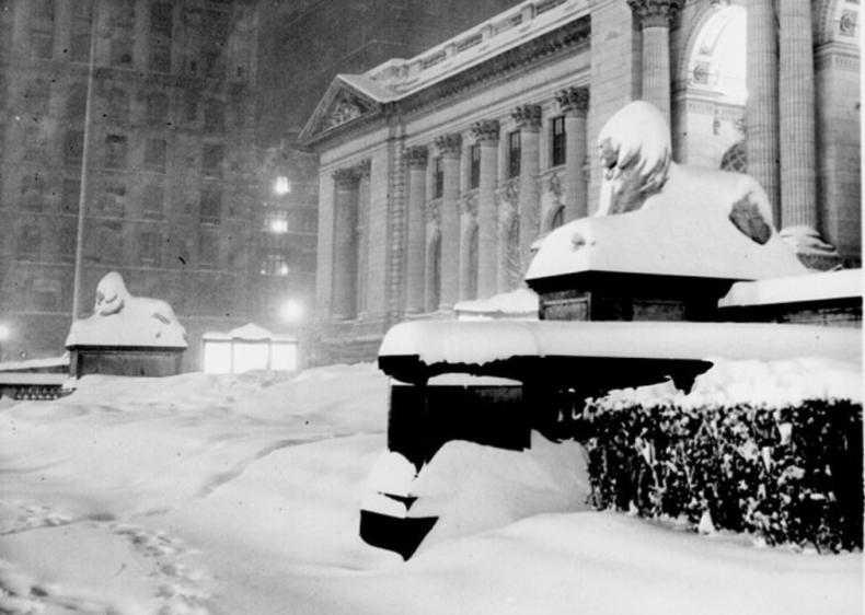 1948: North American blizzard of 1947