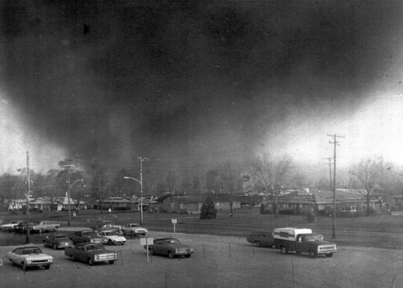 1974: Super Tornado Outbreak