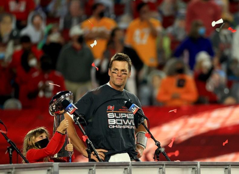 Tom Brady Super Bowl Champion