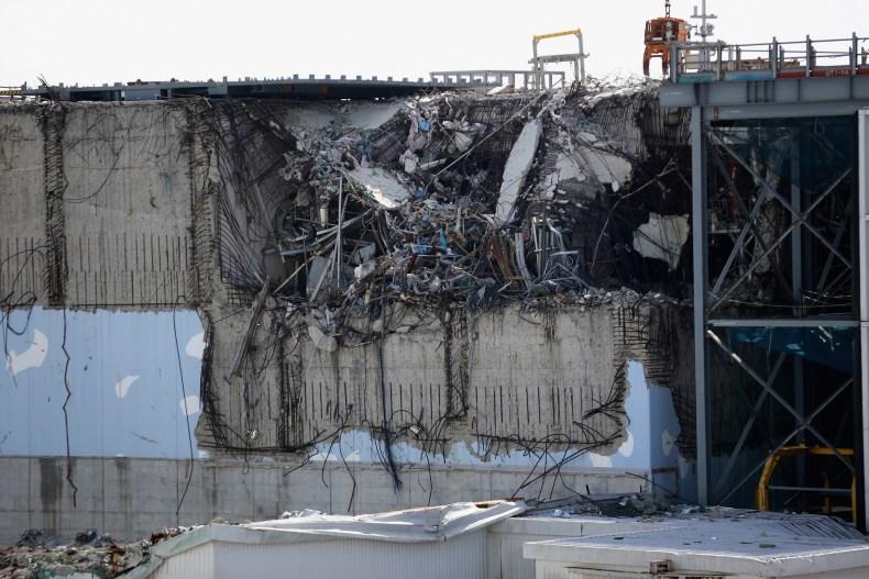 Fukushima damage