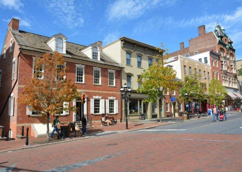#33. Allentown-Bethlehem-Easton, Pennsylvania-New Jersey (tie)