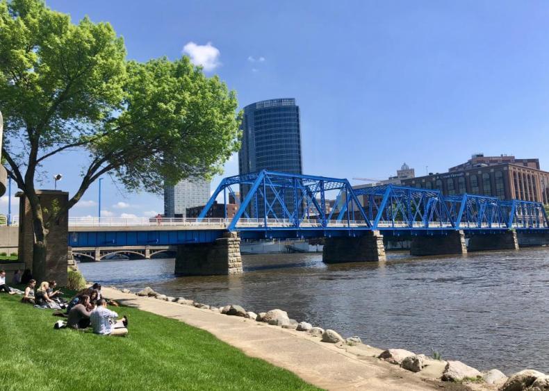 #33. Grand Rapids-Wyoming, Michigan (tie)