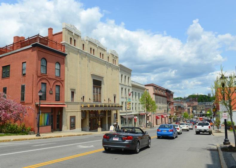 #15. Bangor, Maine (tie)
