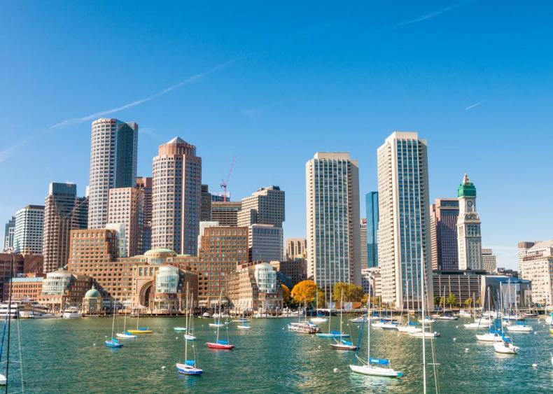 #9. Boston-Cambridge-Newton, Massachusetts-New Hampshire (tie)
