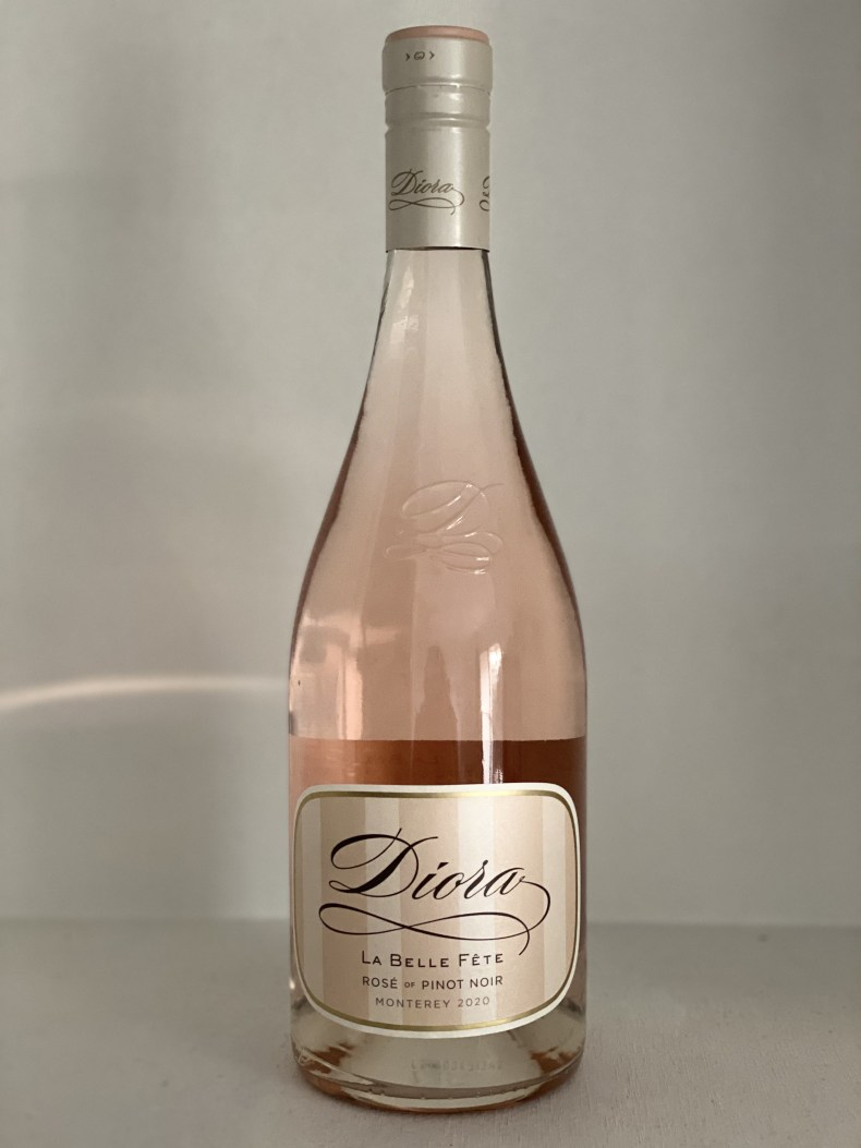 Rose Wines 2021 Diora Rose
