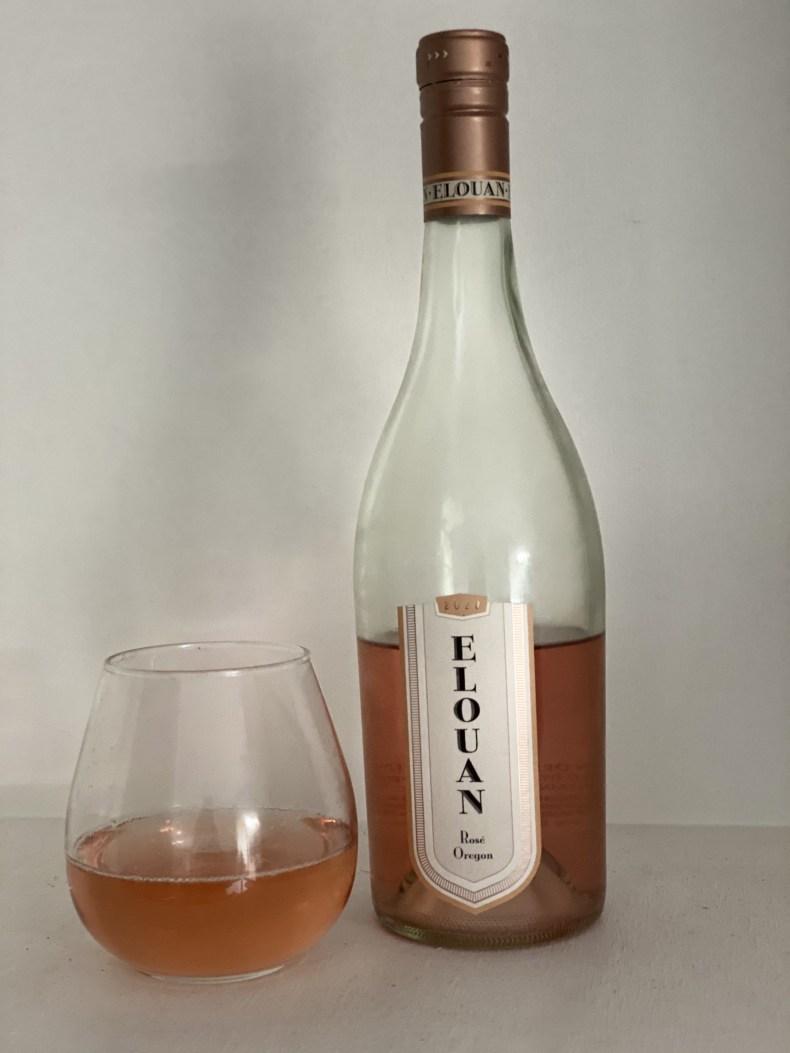 Rose Wines 2021 Elouan Rose