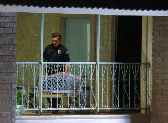 orange California shooting suspect