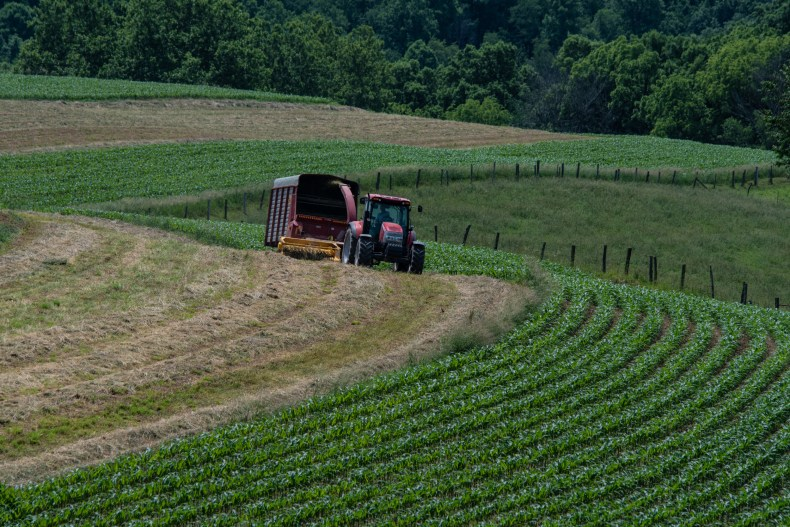 WV farming