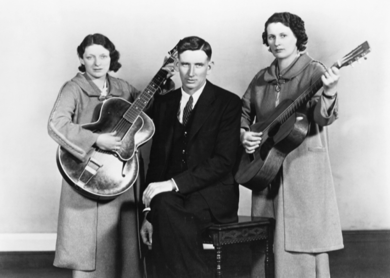 1928: The Carters meet Lesley Riddle