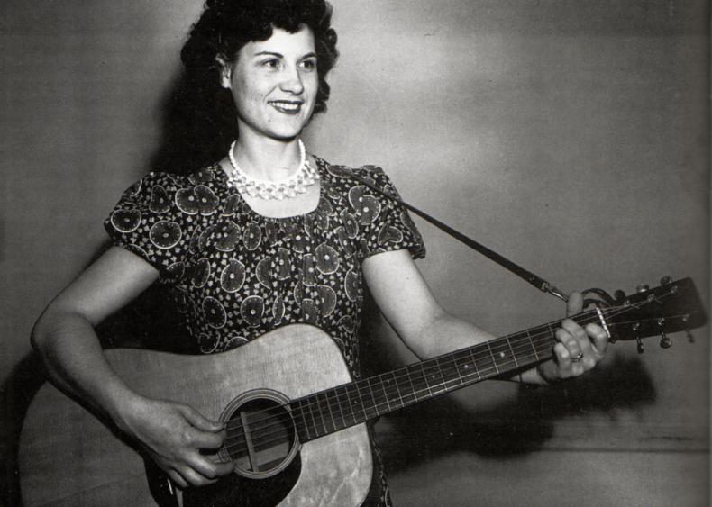 1952: Kitty Wells' 'It Wasn't God Who Made Honky Tonk Angels' becomes a hit