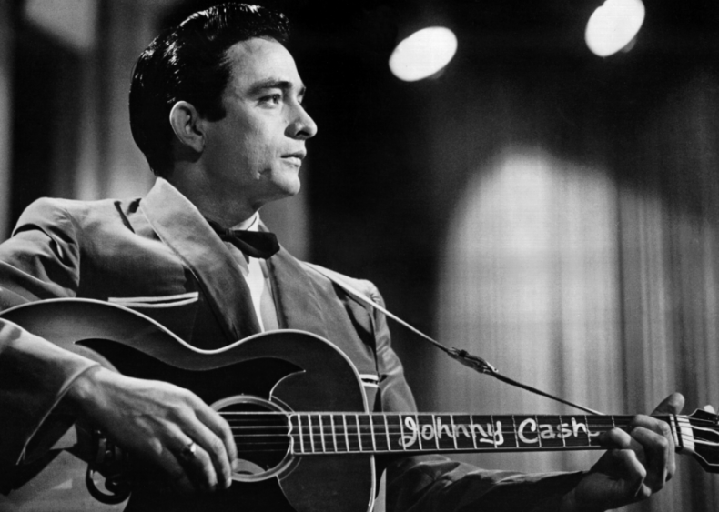 1969: The 'Johnny Cash Show' debuts on ABC
