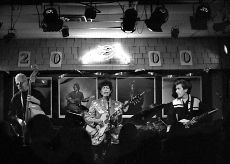 1982: Amy Kurland opens The Bluebird Cafe