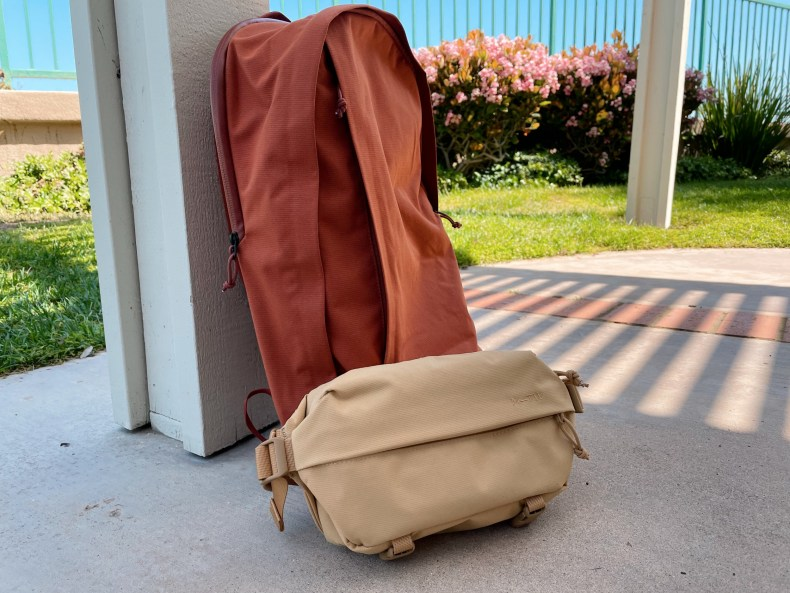 Moment M-TW Backpack and Sling