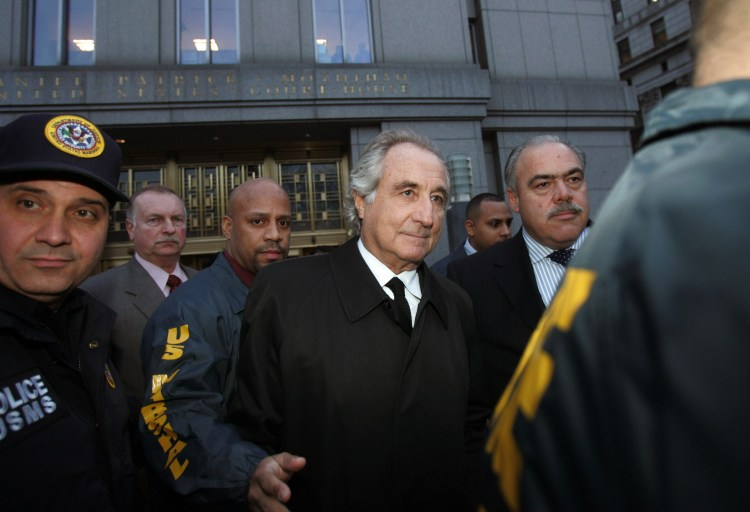 What Did Bernard Madoff's Wife Know About His Investment Scam?